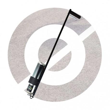 Markeringsstick verlengd metaal (los)